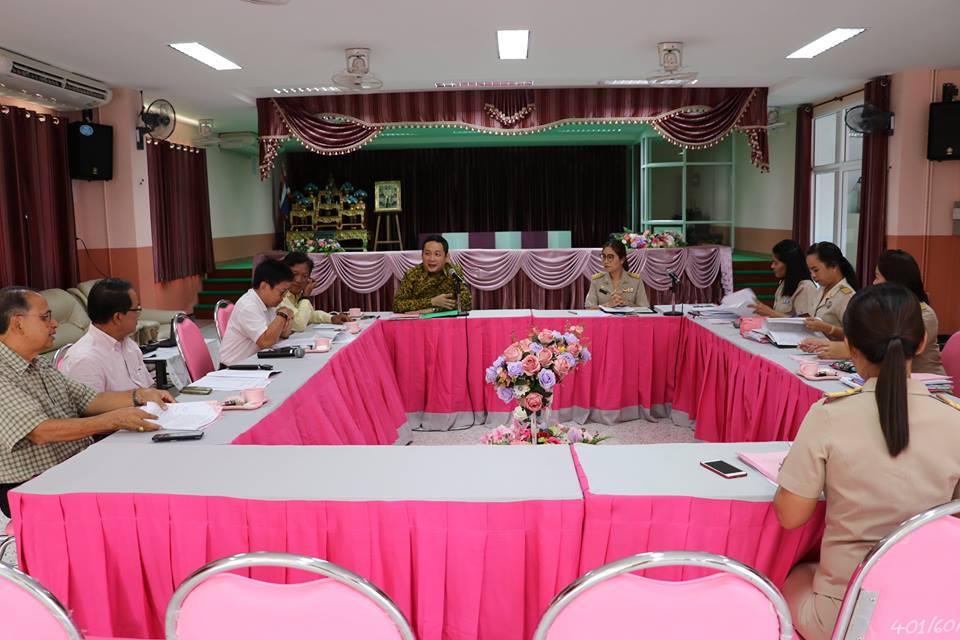 ประชุมคณะกรรมการสถานศึกษาขั้นพื้นฐาน ครั้งที่ 2/2562