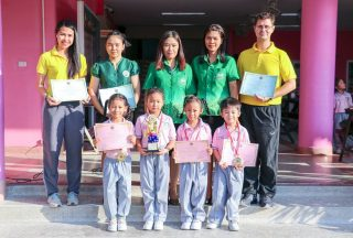 รางวัลชนะเลิศ Siam i-Edu English Storytelling Contest 2019