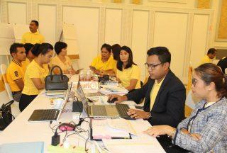สัมมนาเชิงปฏิบัติการโครงการจัดทำแผนการศึกษาและทบทวนการจัดทำ Blue Print ด้านการศึกษา