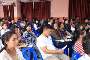 ประชุมผู้ปกครองสัญจร ครั้งที่ 3/2562 สำหรับผู้ปกครอง อ.3