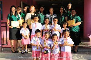 รางวัลจากการแข่งขัน Siam i-Edu English Storytelling Contest 2020
