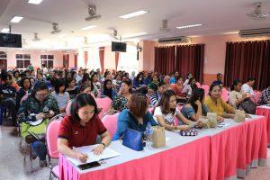 กิจกรรมประชุมผู้ปกครองสัญจร ครั้งที่ 4/2562